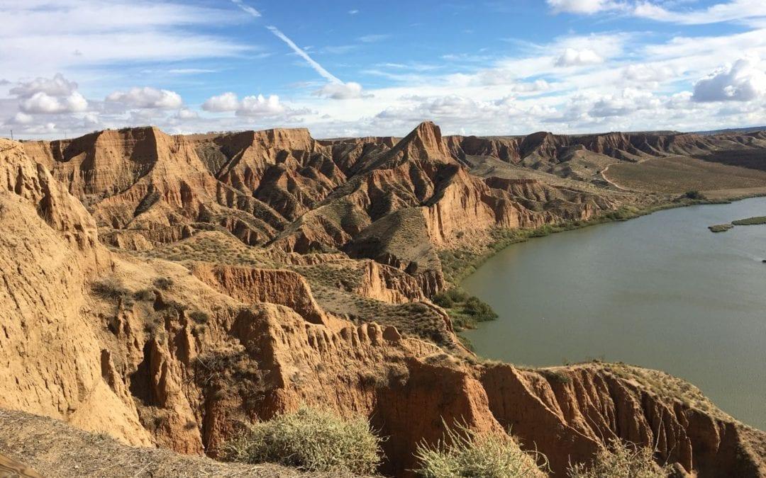 Visita al pequeño Gran Cañón del Colorado español