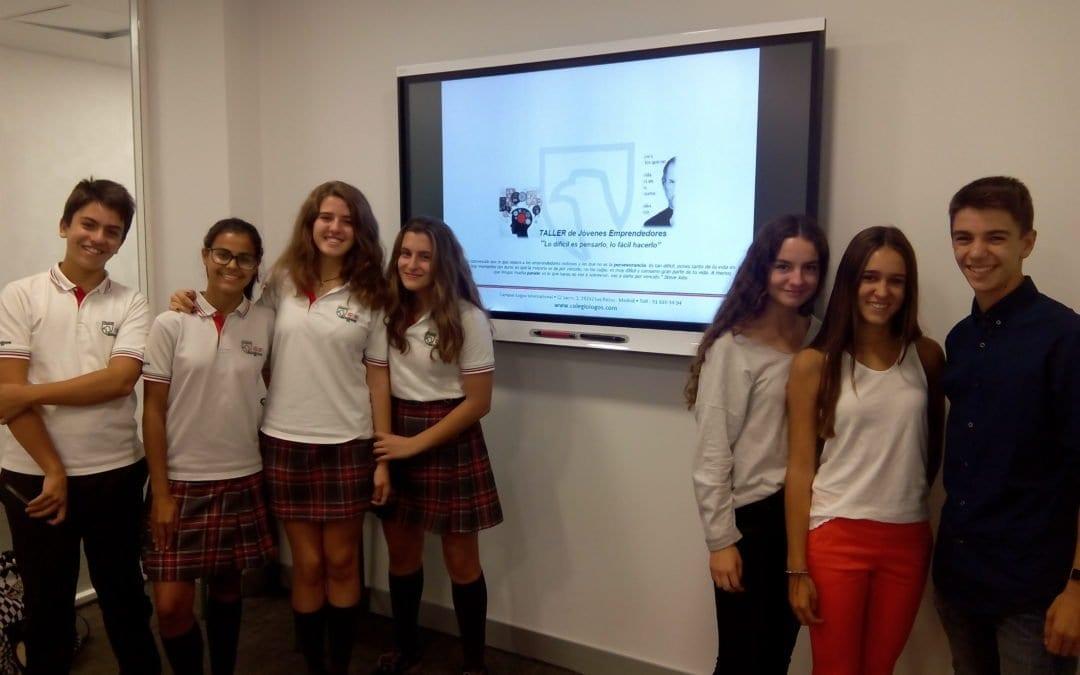 Nueva extraescolar: Jóvenes emprendedores
