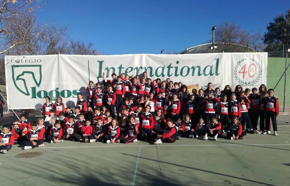 Logos International 7º Colegio de Madrid y España