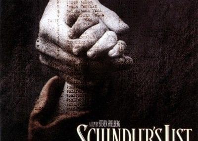 Lista de Schindler cartel