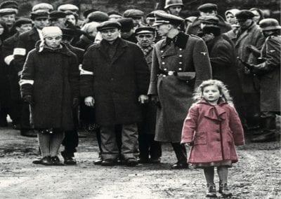 Lista de Schindler niña
