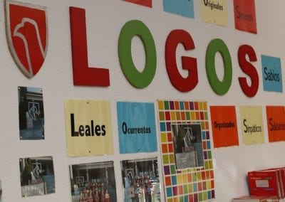 Ideario del Colegio privado Logos International