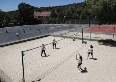 Instalaciones Ideario Colegio privado bilingüe en Las Rozas