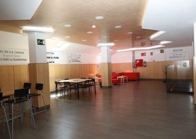 Instalaciones Bachillerato colegio privado