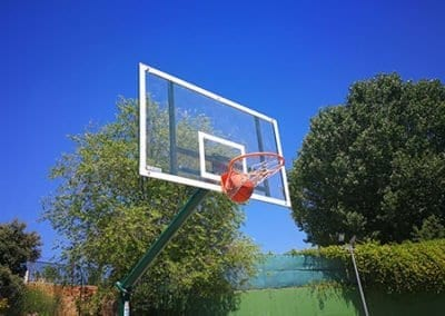 Canasta deporte en colegio privado en Las rozas