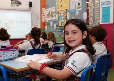 Innovación educativa en las clases de primaria del Colegio privado en Las Rozas
