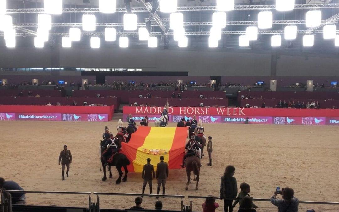 VISITA A MADRID HORSE WEEK