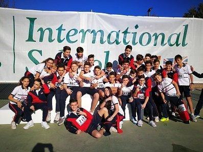 II Carrera Solidaria Colegio Logos