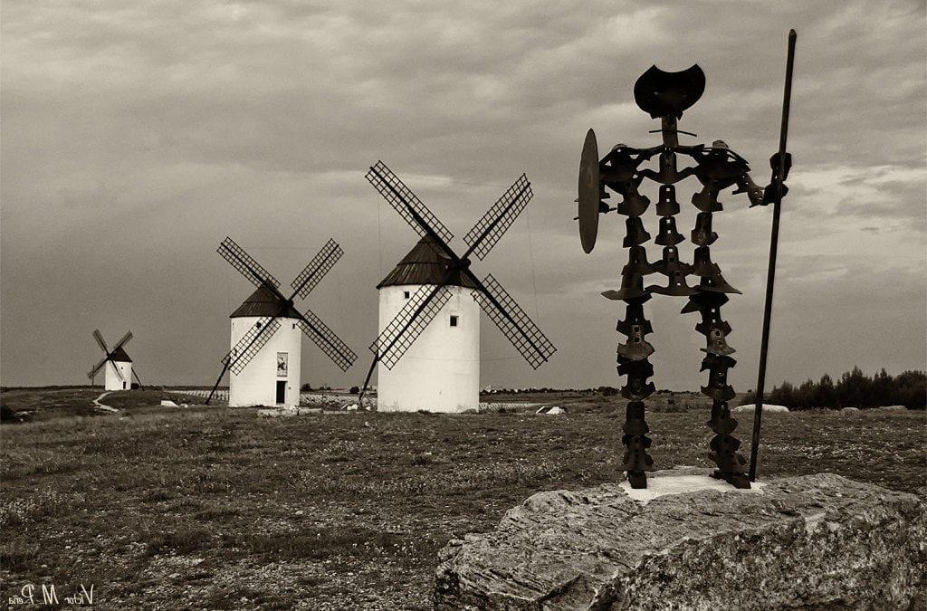 La geografía y El Quijote