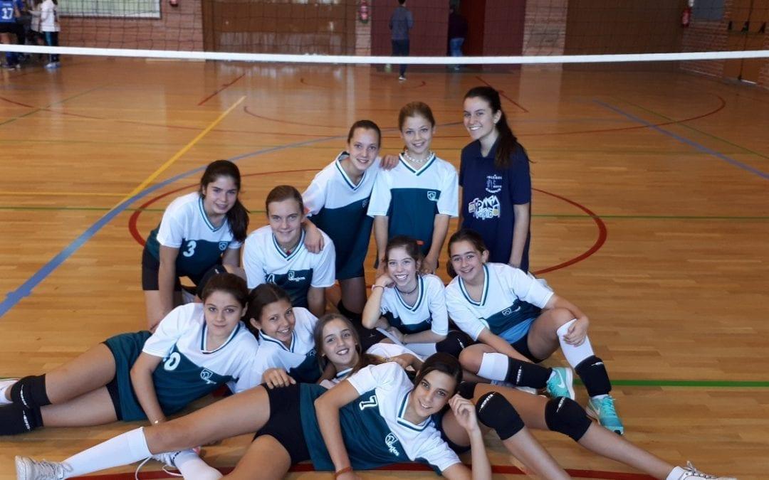 Liga escolar Voleibol 17-18