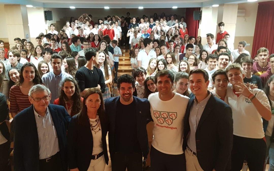 Impresiones de los alumnos de la charla de Miguel Ángel Muñoz