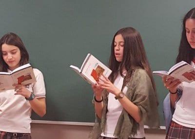 Lectura-dramatizada