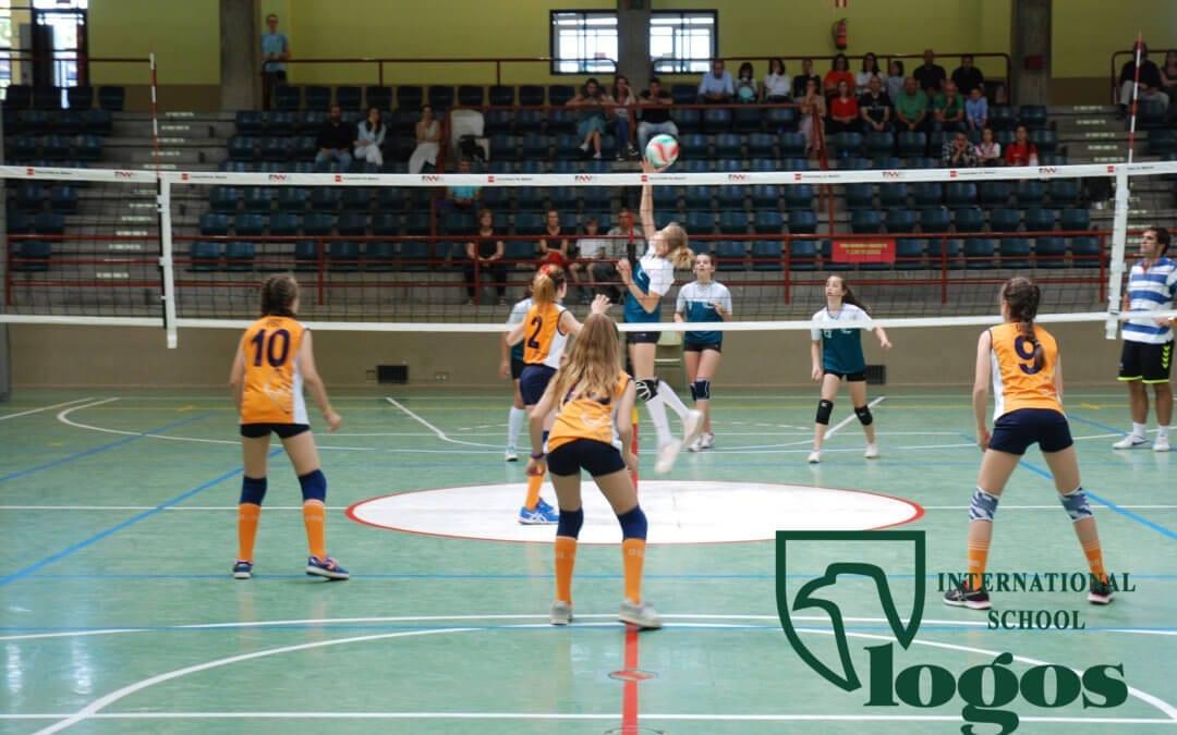 Logos International School con el deporte infantil