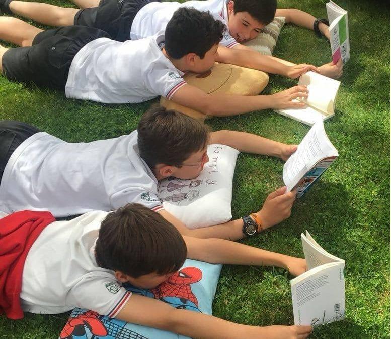 Fomentar la lectura infantil en verano