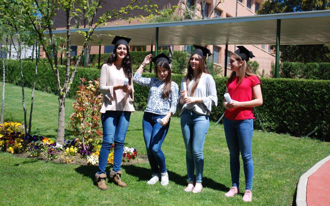 alumnas colegio internacional