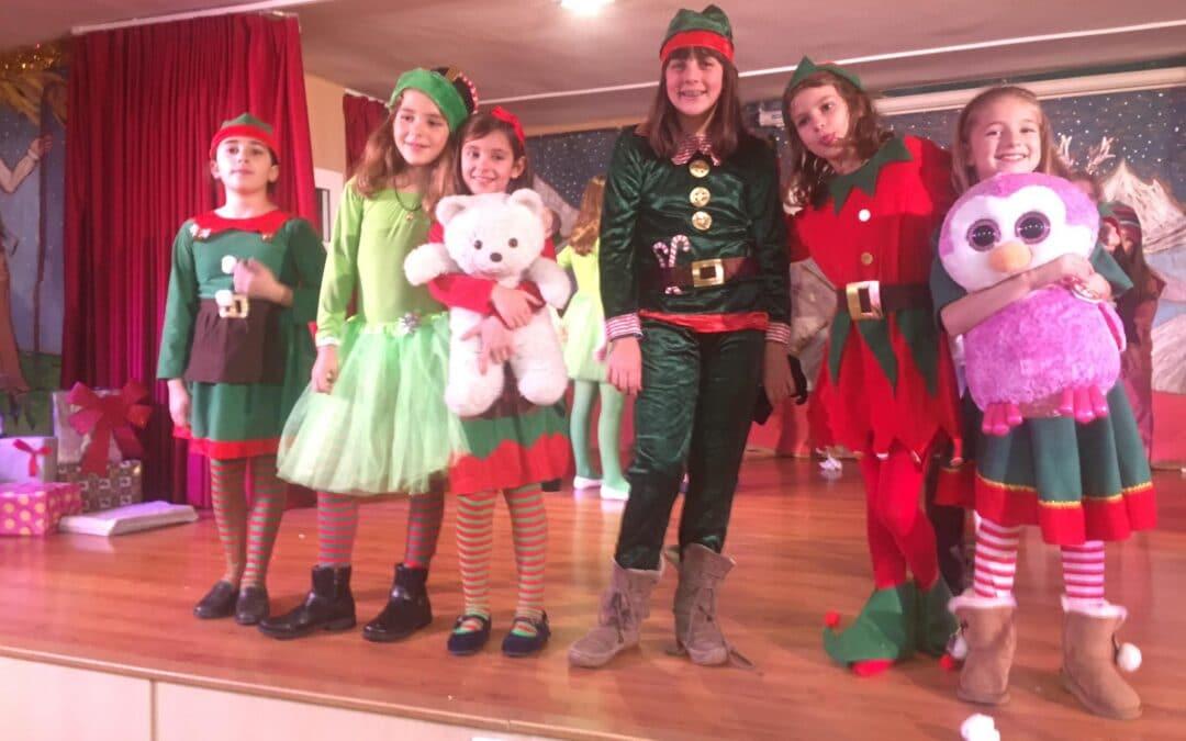 4 beneficios para los niños de disfrutar de obras de teatro en inglés